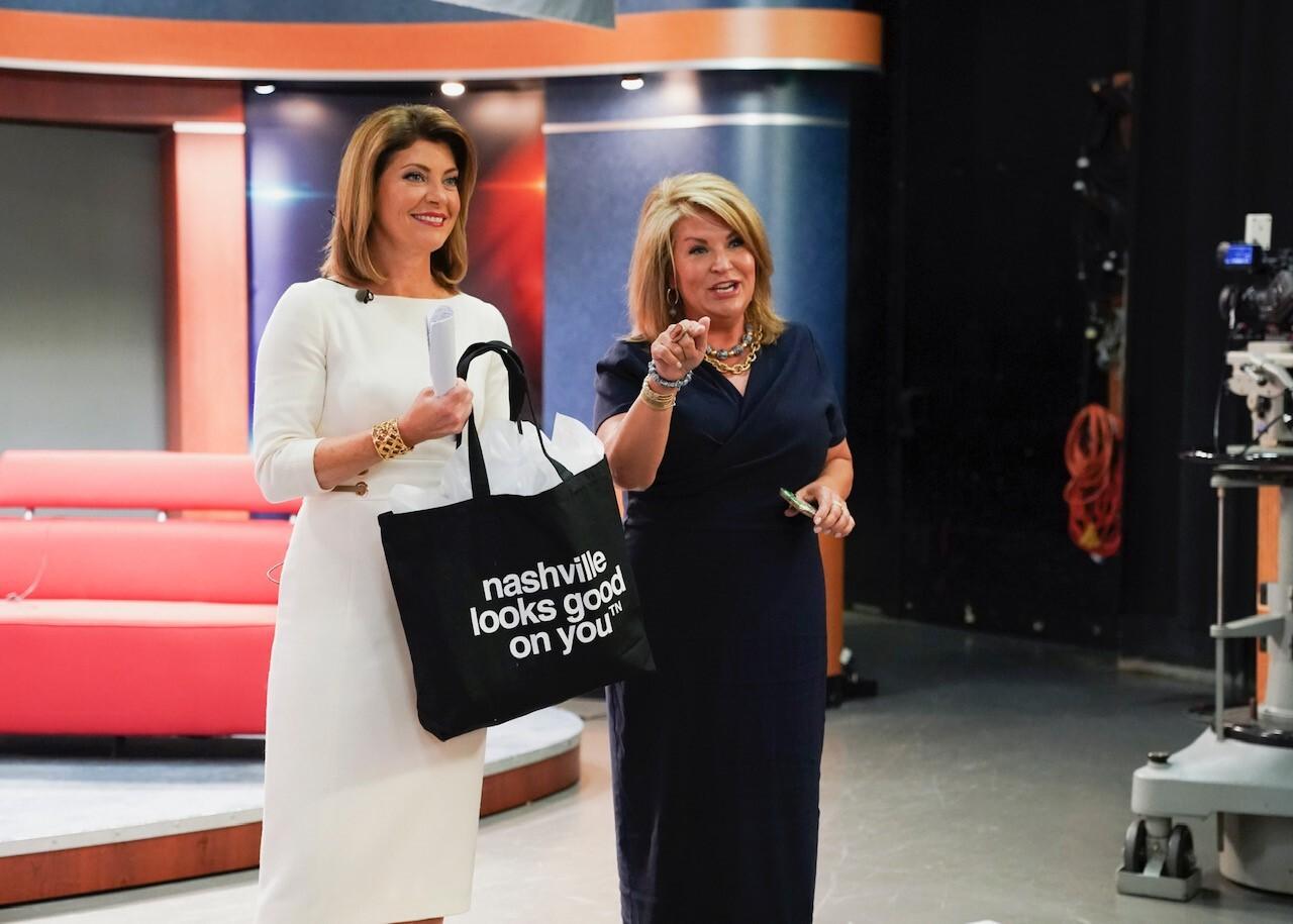 'CBS Evening News' anchor Norah O'Donnell visits NewsChannel 5