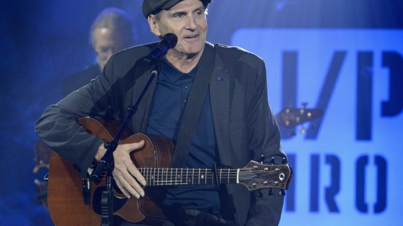 James Taylor and special guest Bonnie Raitt to headline at Summerfest