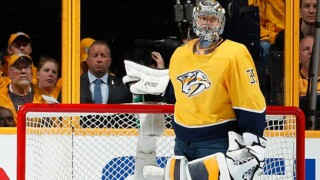 Predators activate goaltender Rinne from injured reserve