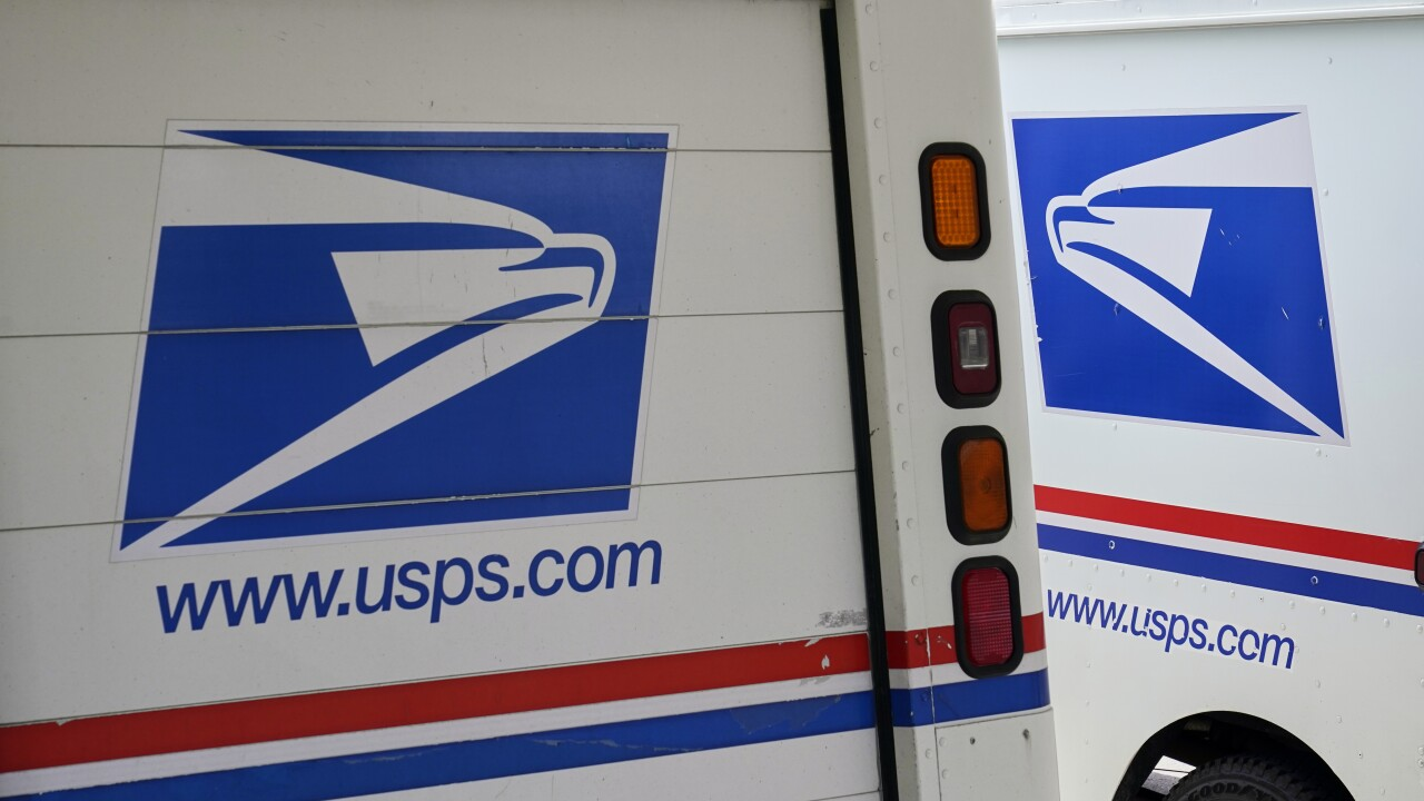 Undelivered mail found in bags left for trash collection near Pittsburgh; postal employee on leave