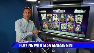 Tech Smart: Sega Genesis is back