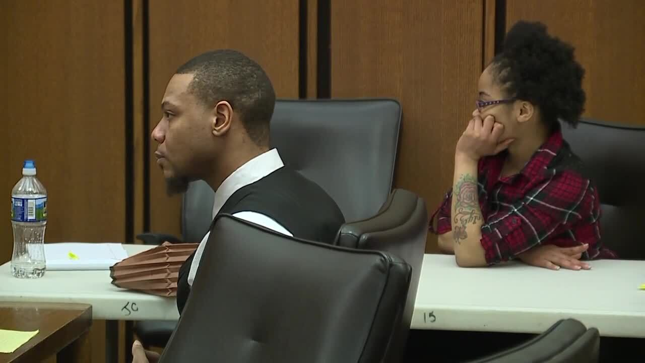 Sierra Day and Deonte Lewis on trial for the murder of Aniya Day-Garrett