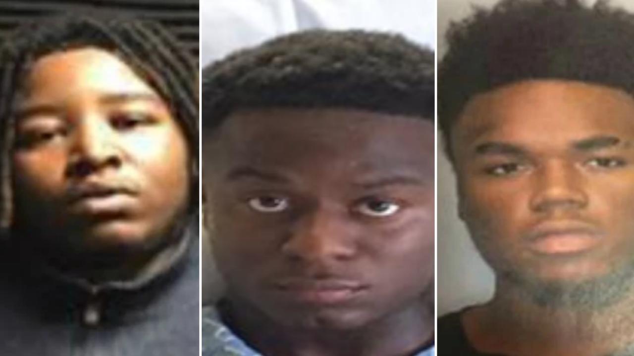 Third man arrested in Petersburg triple shooting that left 2dead