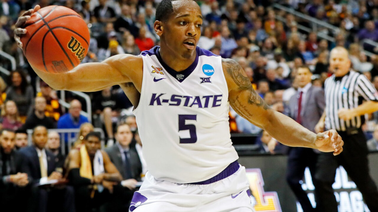 KSU star declares for NBA draft, but may still return