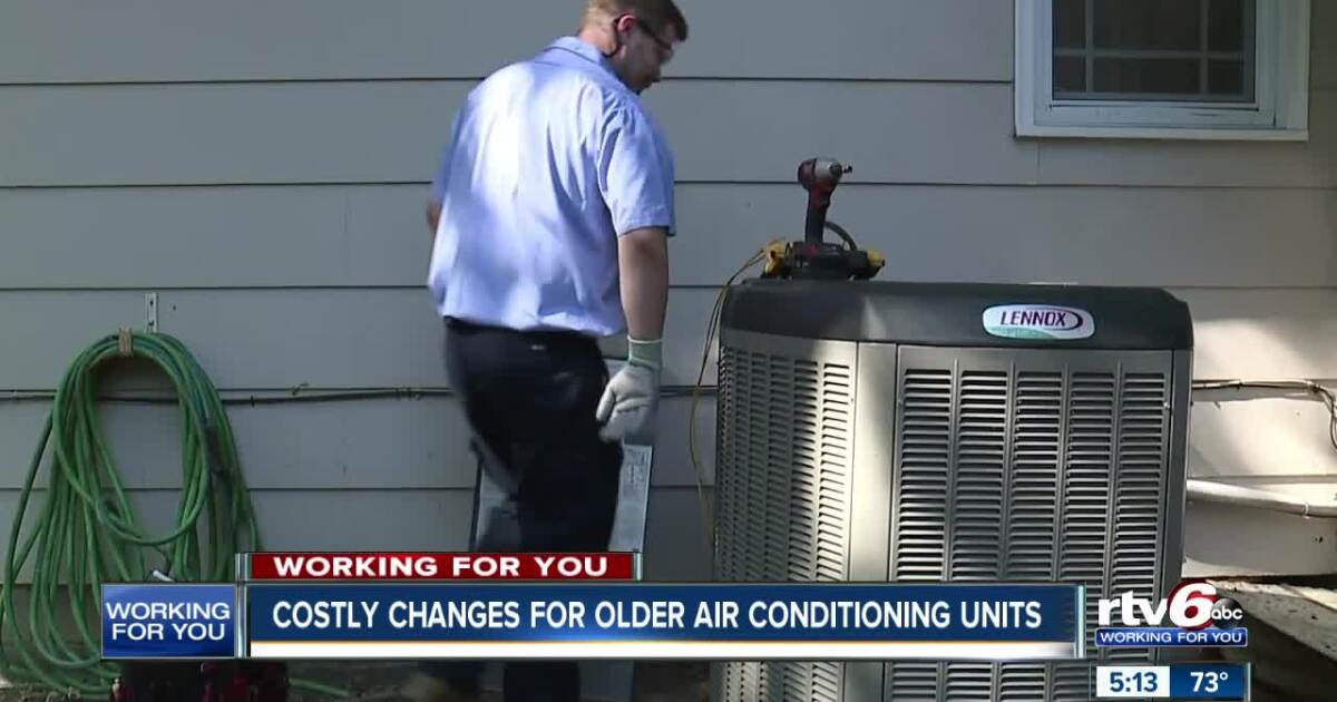 Expect costs to rise if your air conditioner uses Freon