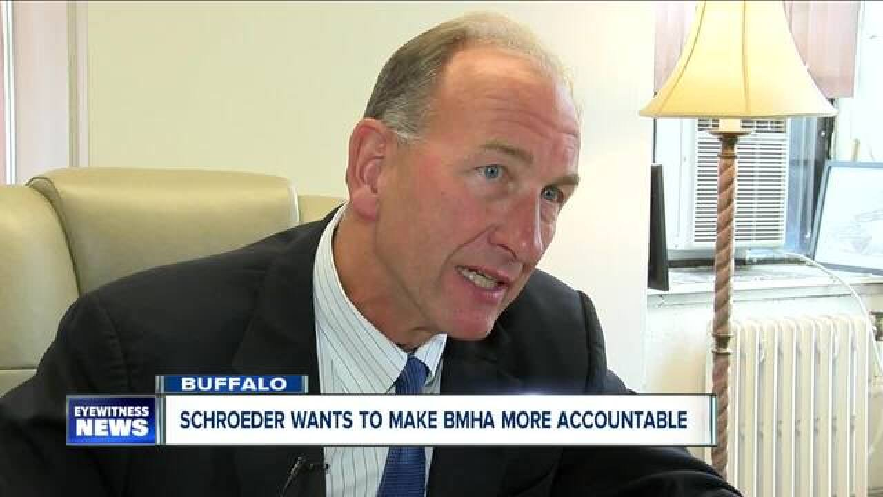 Making BMHA more accountable to taxpayers