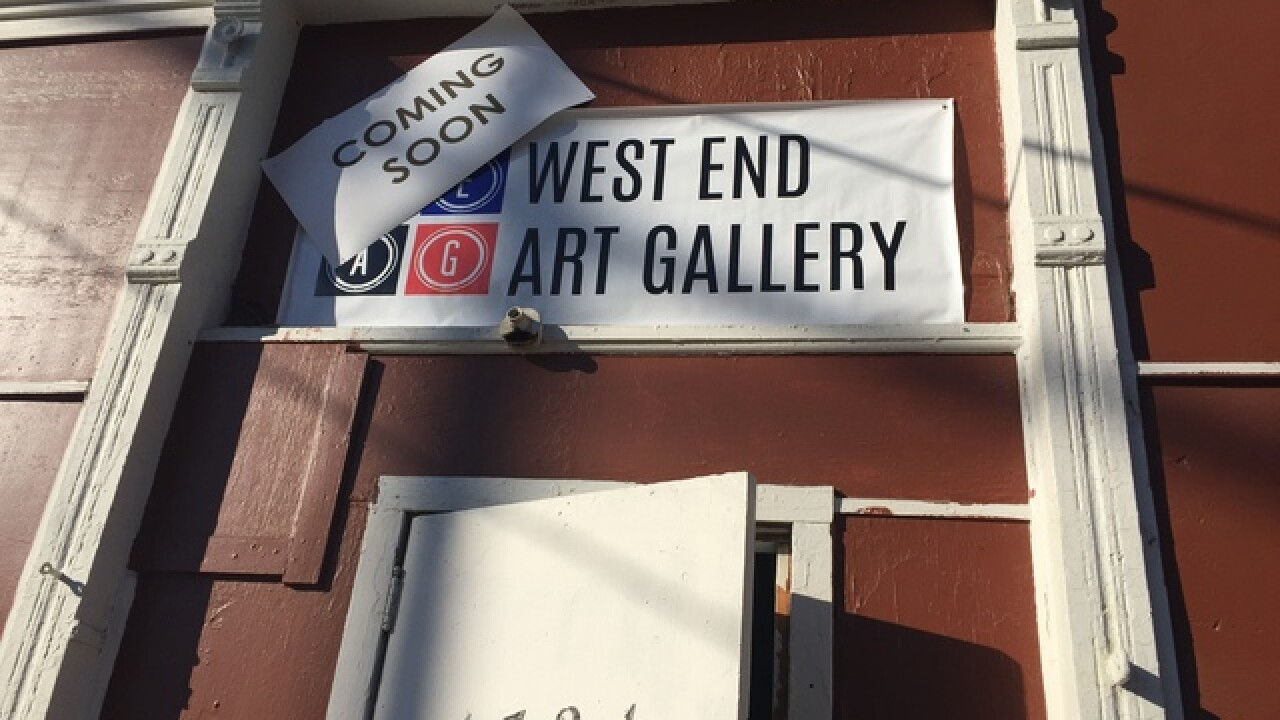 West End Art Gallery finally has its own home