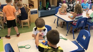 Preschoolers testing to find this year's top toy