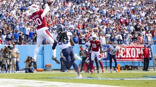 DeAndre Hopkins, Cardinals Titans Football