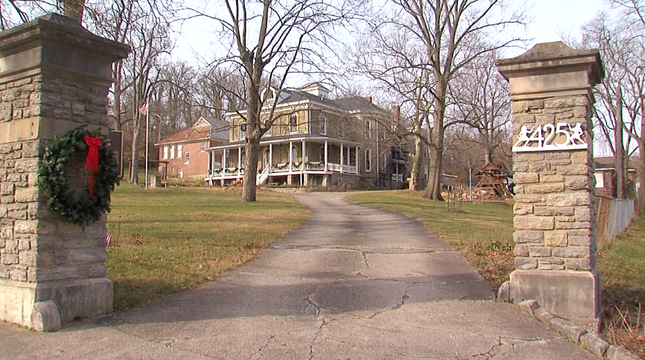 Former Butler County Childrens Home