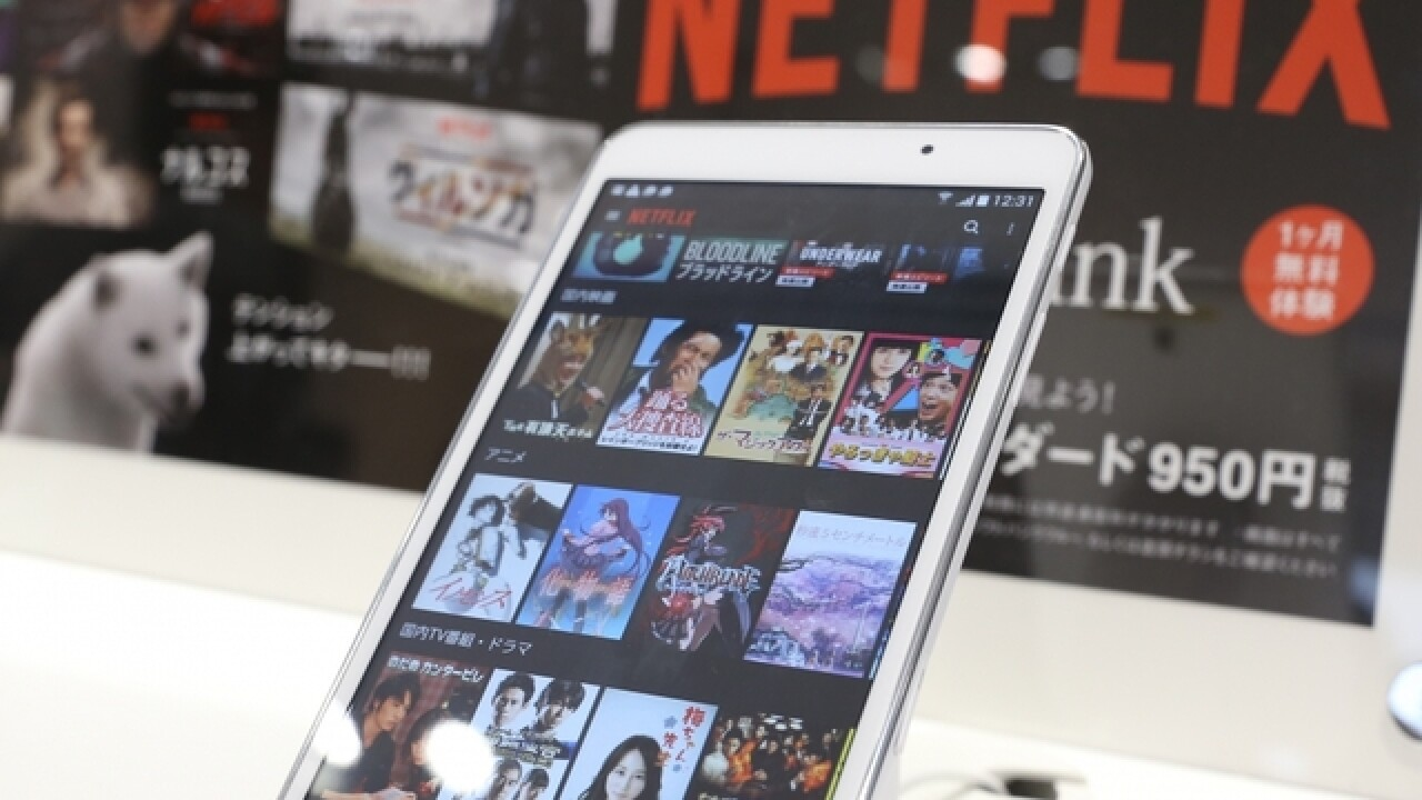 Netflix surprises Wall St. with strong 4Q