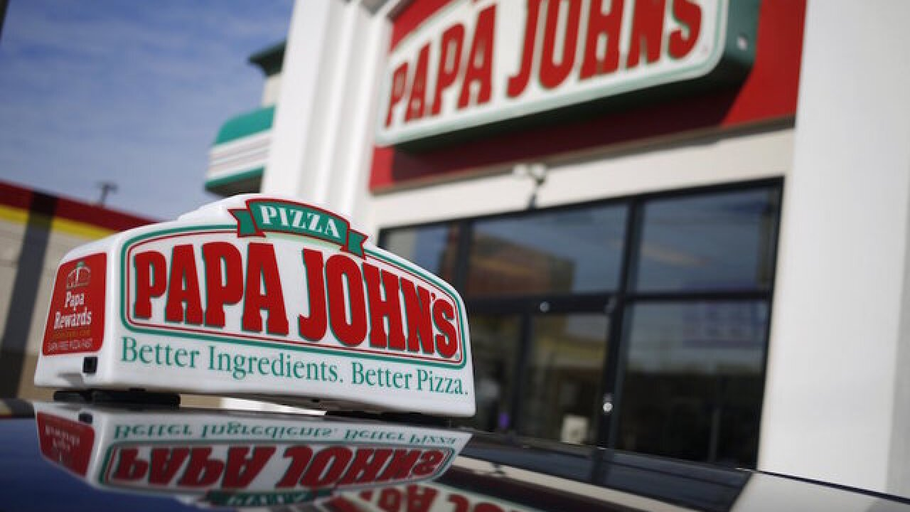 Sale of Papa John's falls through causing stocks to drop