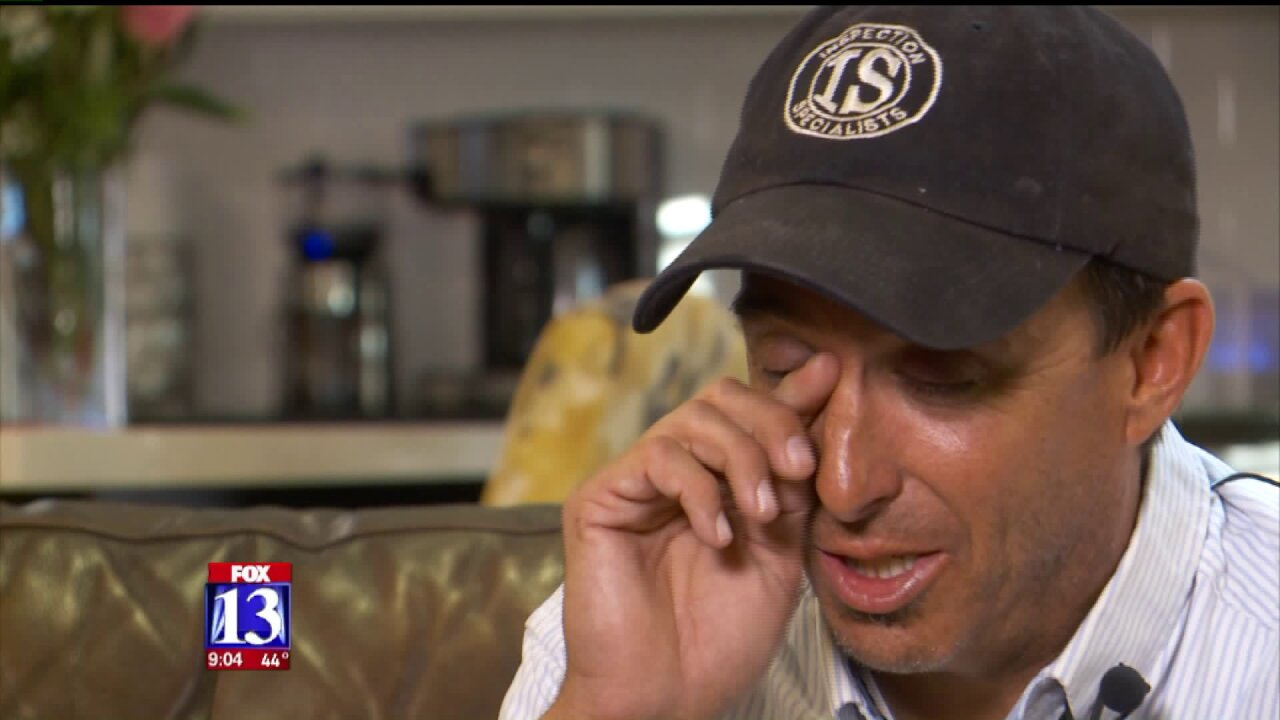 Family speaks after woman from Utah killed in Las Vegas massshooting