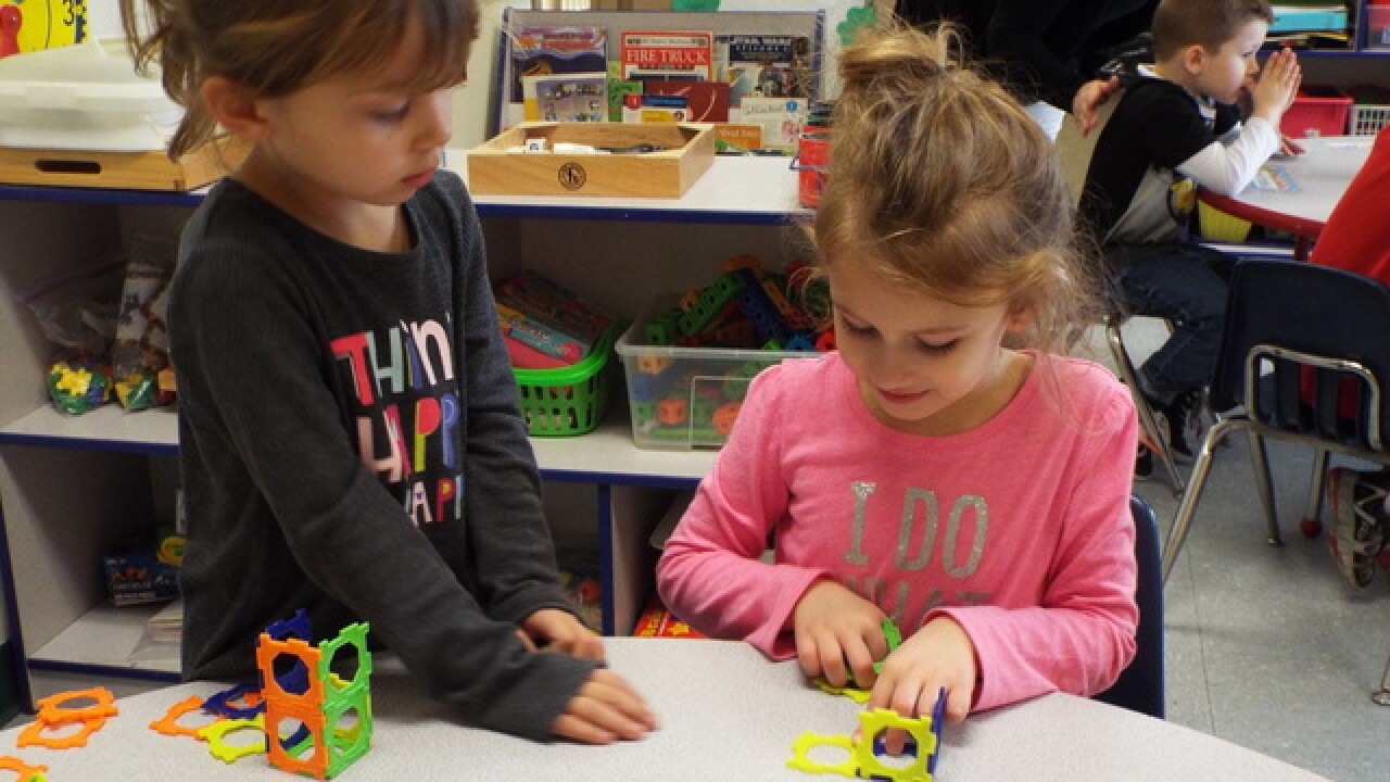 Church-based preschool, child care thriving