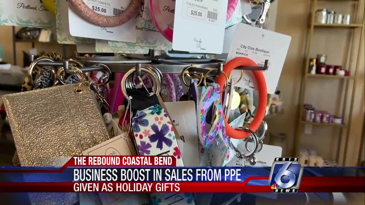 The gift of personal protective equipment this holiday season