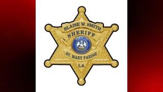 St Mary Parish Sheriff's badge.jpg