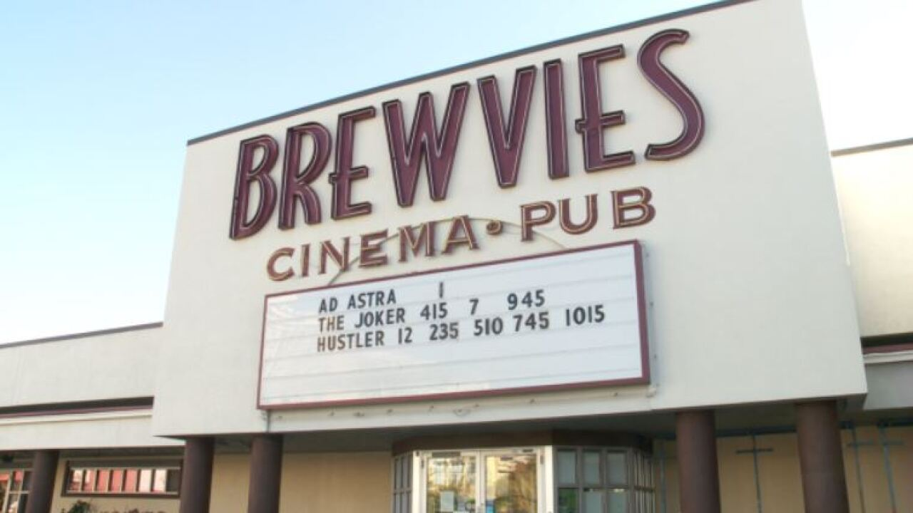 SLC's Brewvies among theaters increasing security for 'Joker' premiere