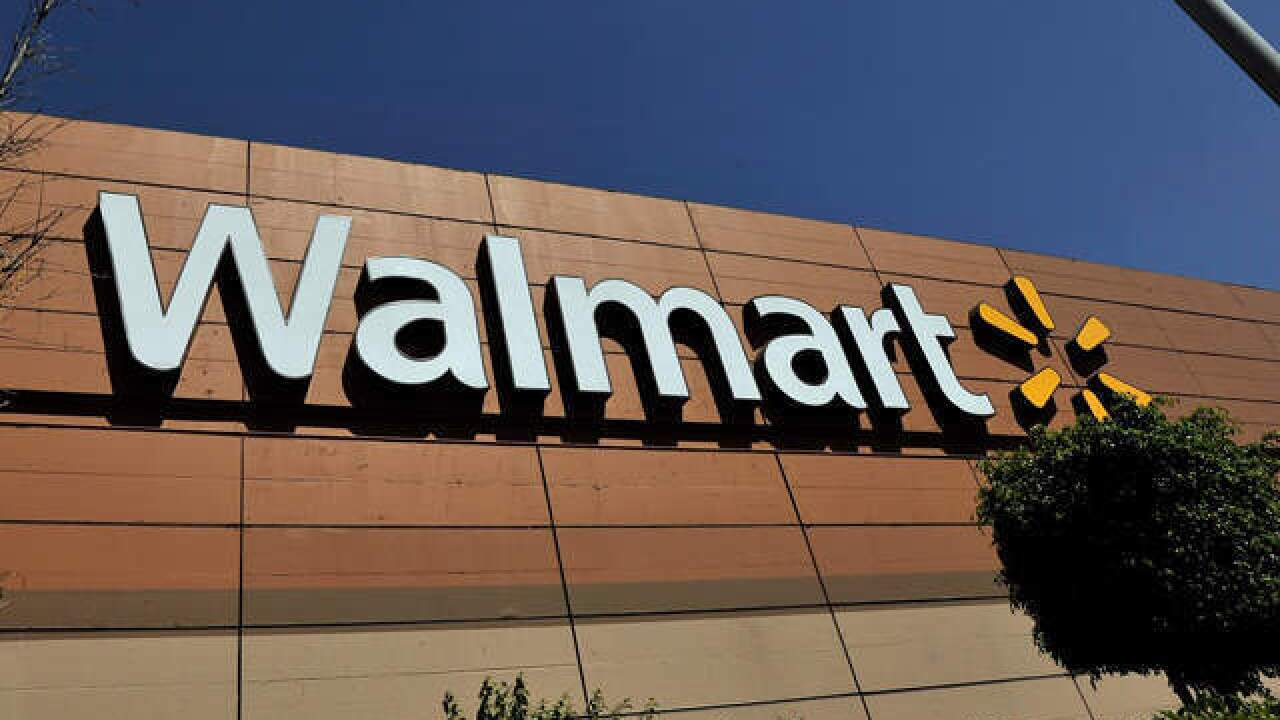 Police: Woman banned from Walmart for riding electric cart
