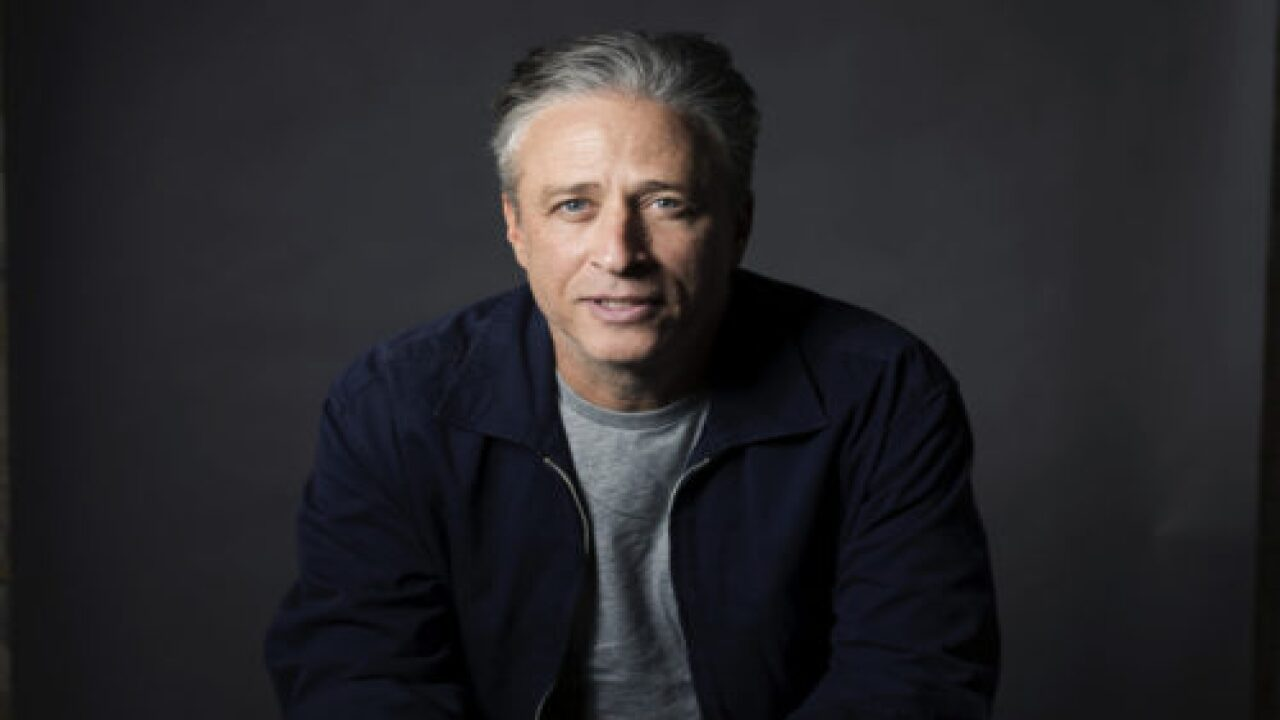 Jon Stewart Is Returning To TV With An Apple TV+ Series