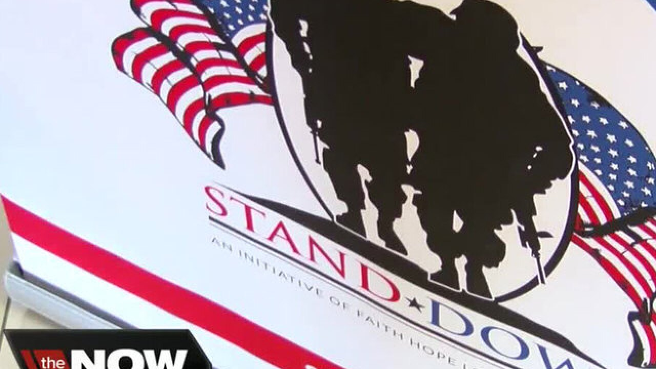 Group asking for donations to help homeless veterans
