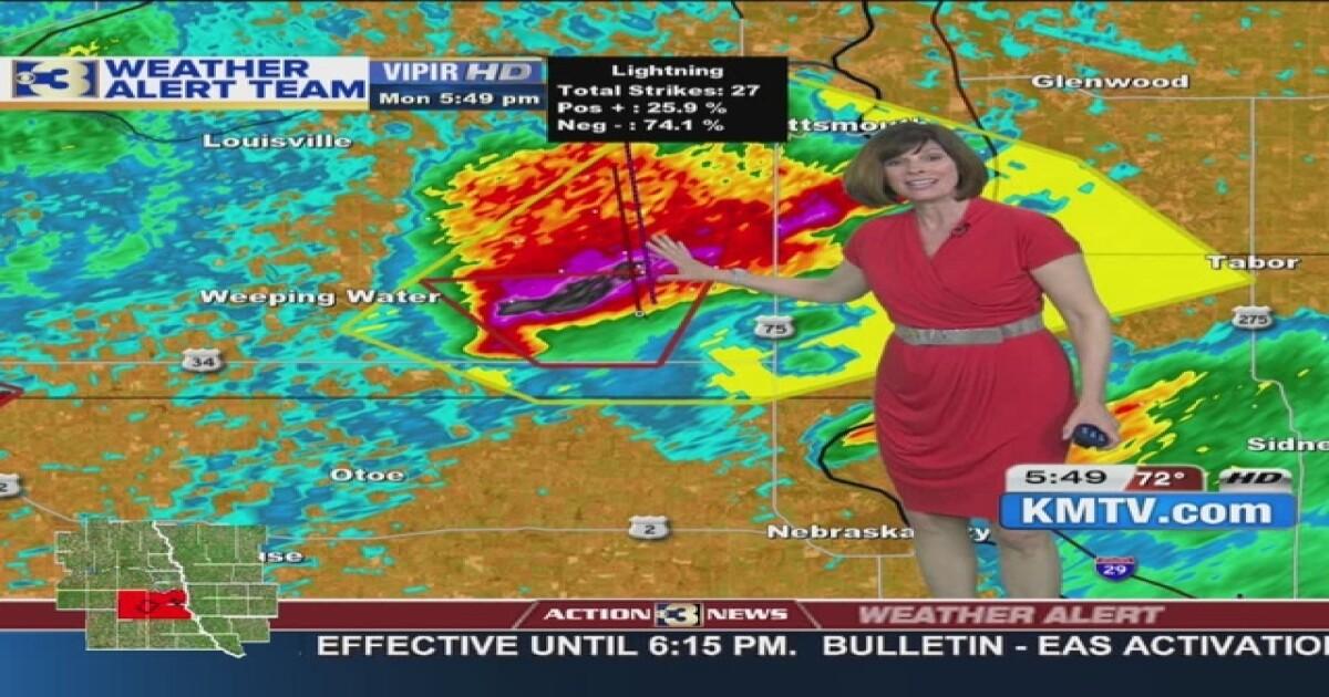 Tornado Warnings popping up across Nebraska