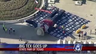 Big Tex, State Fair of Texas back for 2021