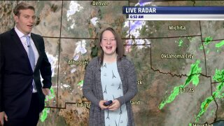 Congrats to Marisa, our February Weather Kid!