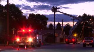 Man accused of DUI after striking Billings firefighter with vehicle at work site