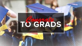 Congrats to Grads 2020