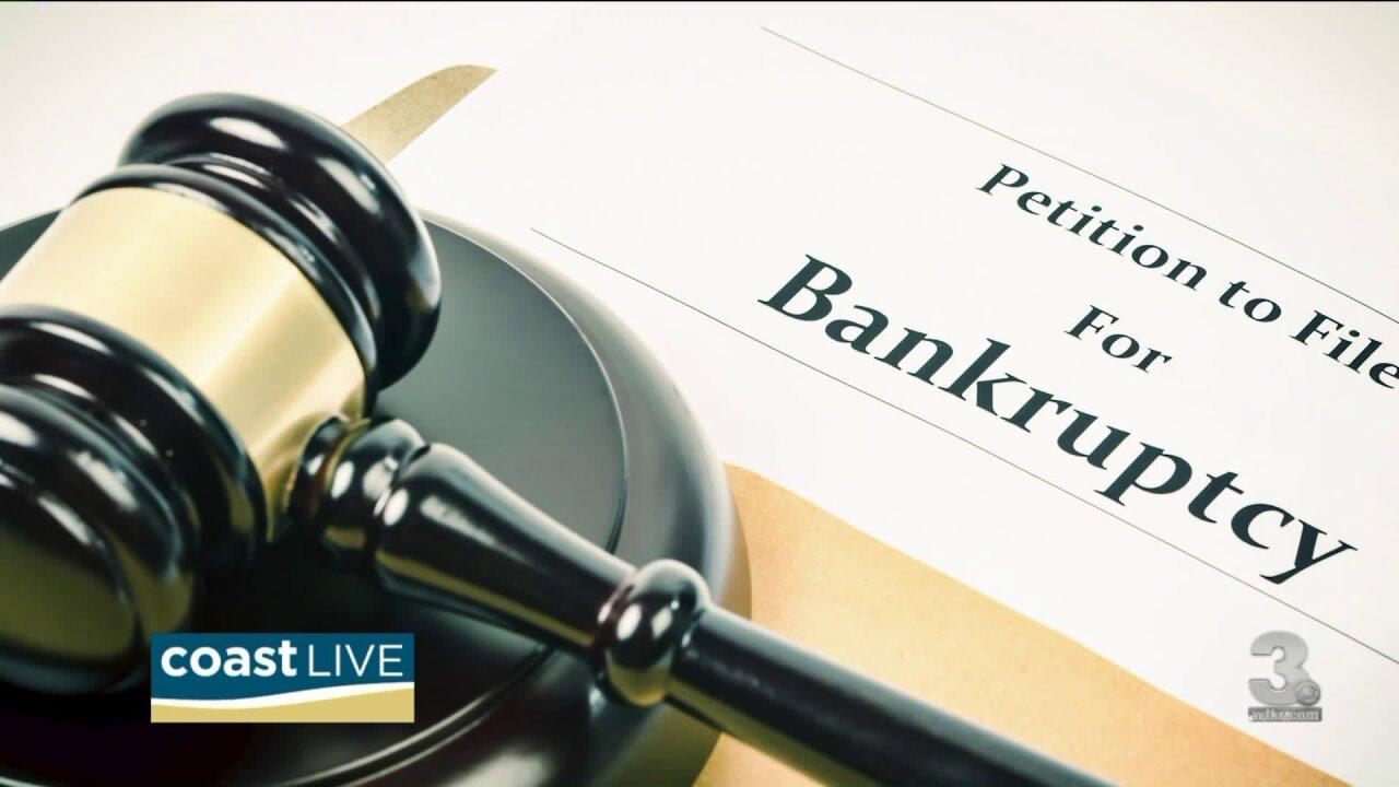 Debunking bankruptcy myths on CoastLive