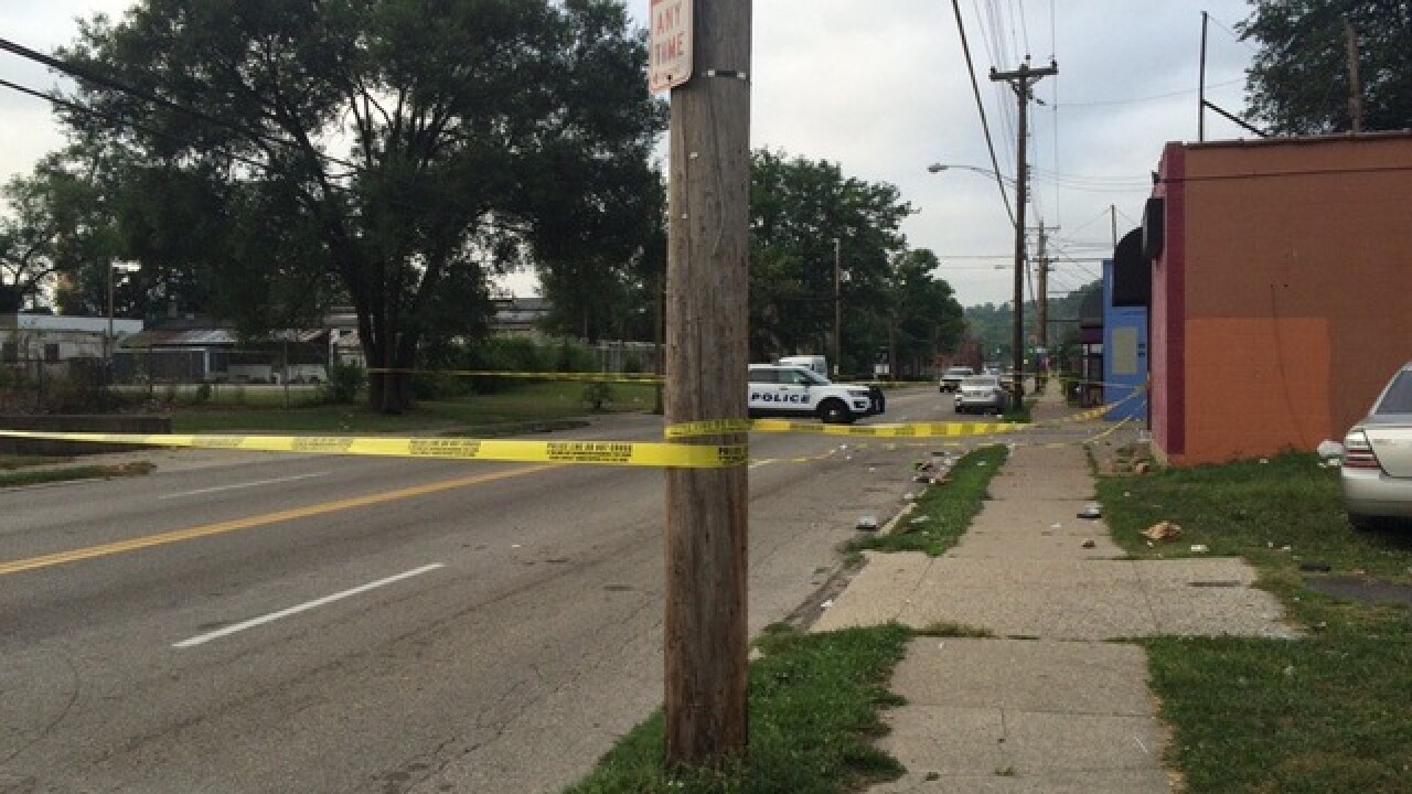Homicide Unit called to Beekman Street shooting
