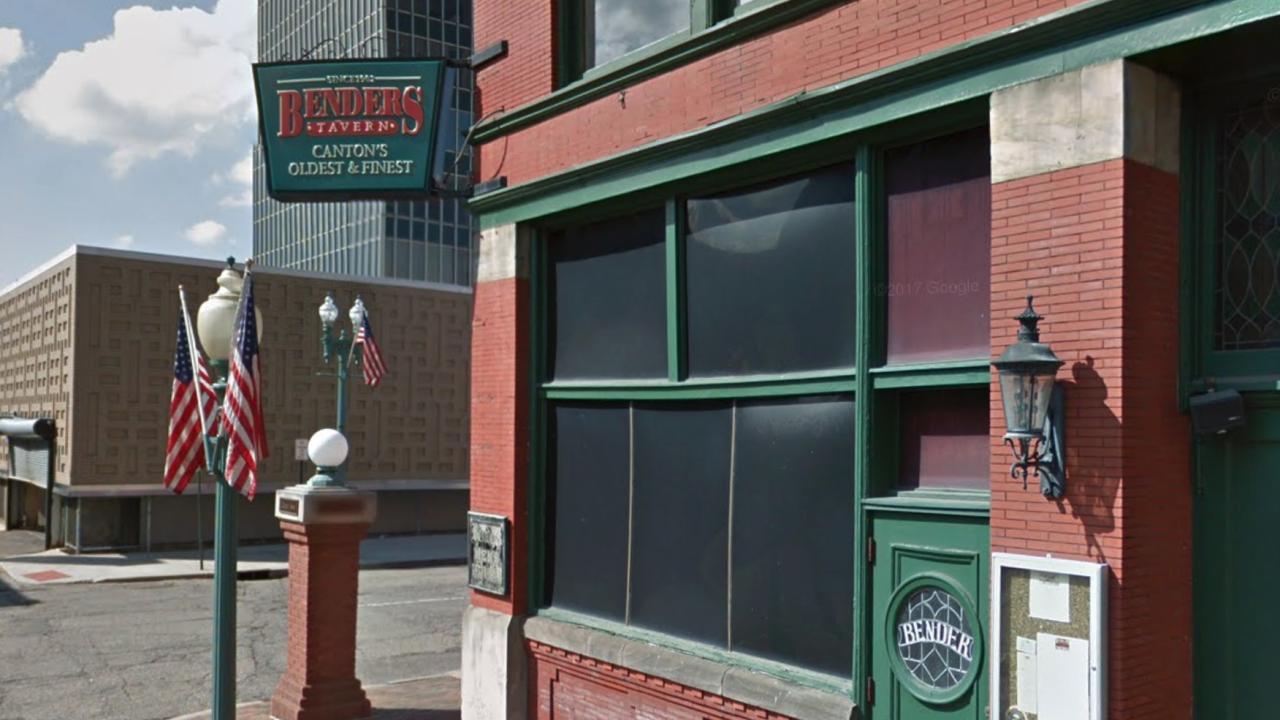Benders Tavern Canton