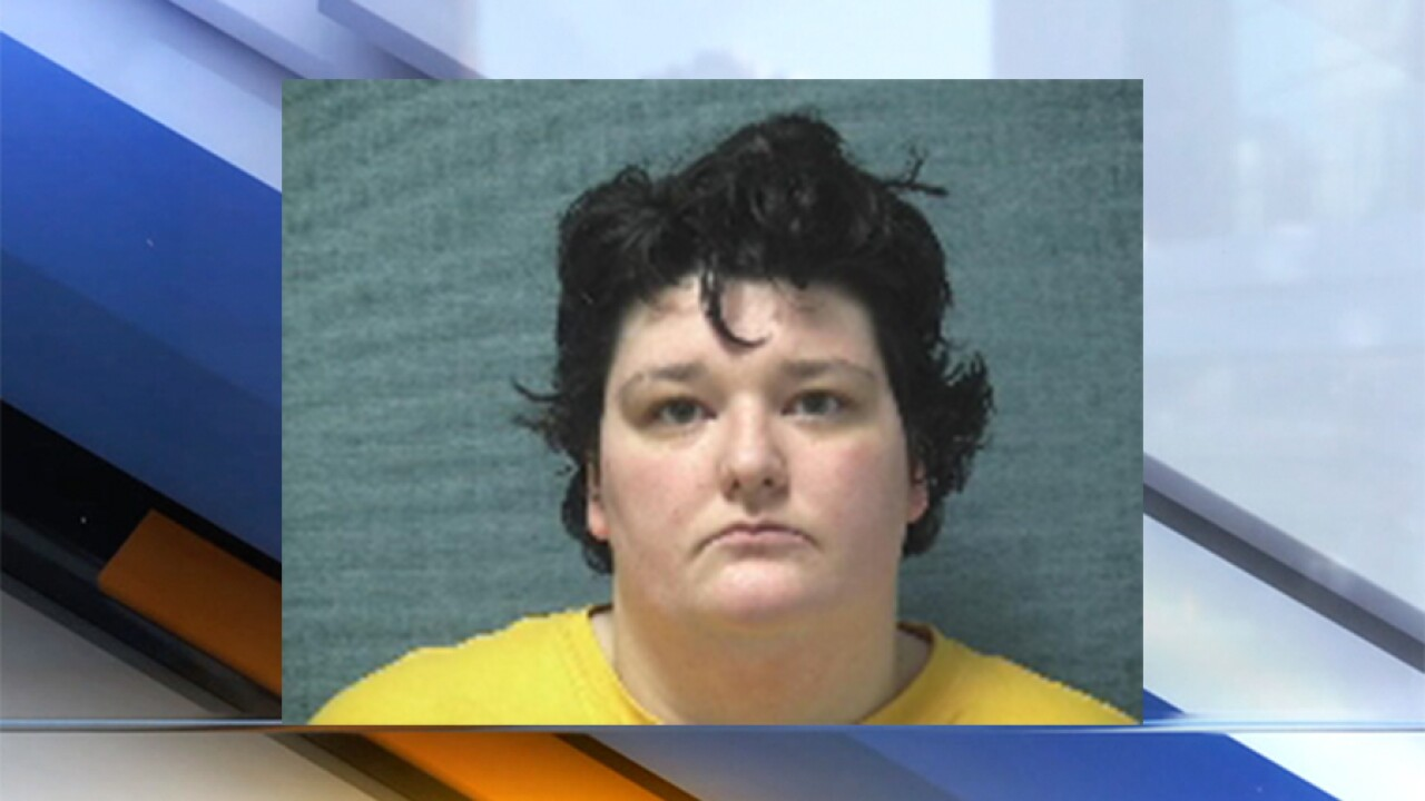 Ohio woman facing charges for starving two dogs locked in a cage together, one eats the other