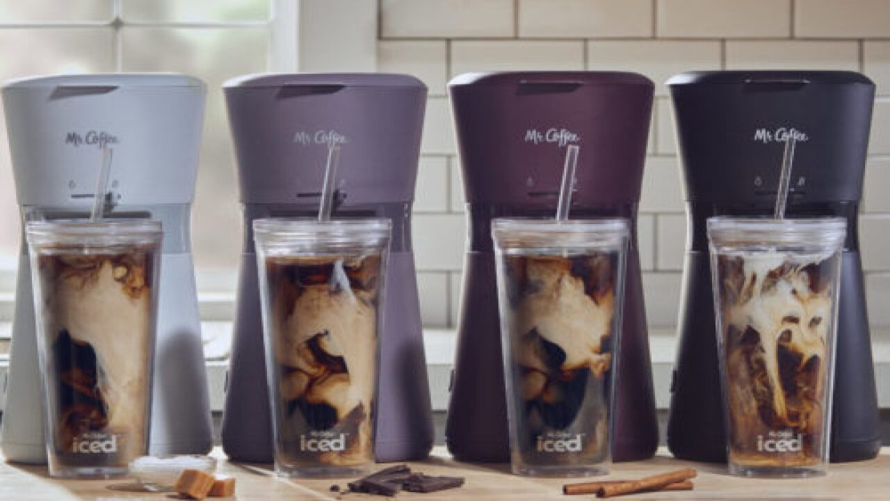 Mr. Coffee Now Sells An Iced Coffee Maker