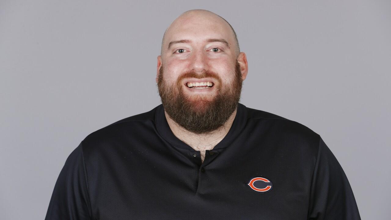 Mark DeLeone Chicago Bears