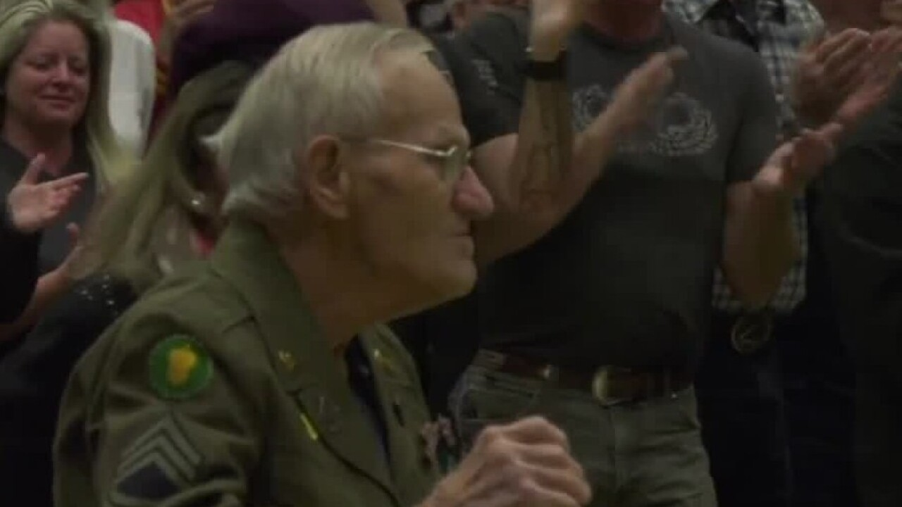 Montana's oldest WWII vet passes away
