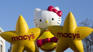 Video: Watch the Macy's Thanksgiving Day Parade balloons inflate
