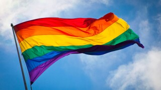Hospital worker quits over gay pride screensaver