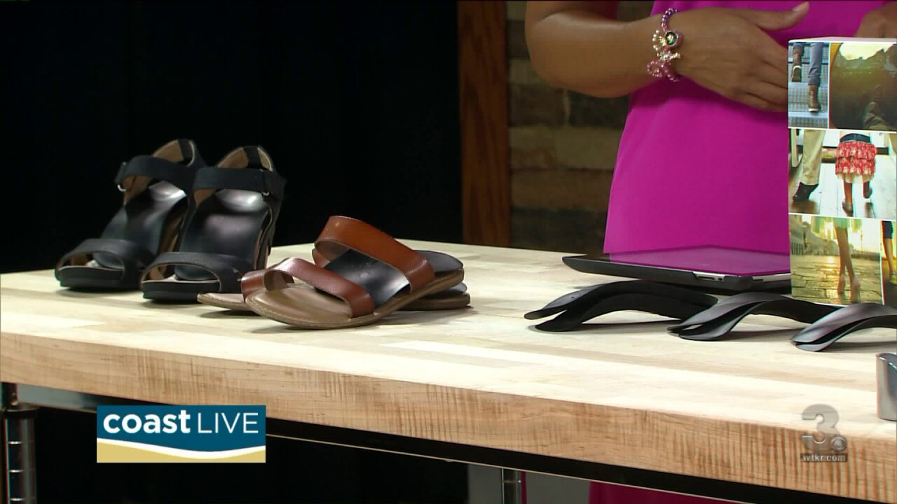 Easing pregnancy discomfort with The Good Feet Store on CoastLive