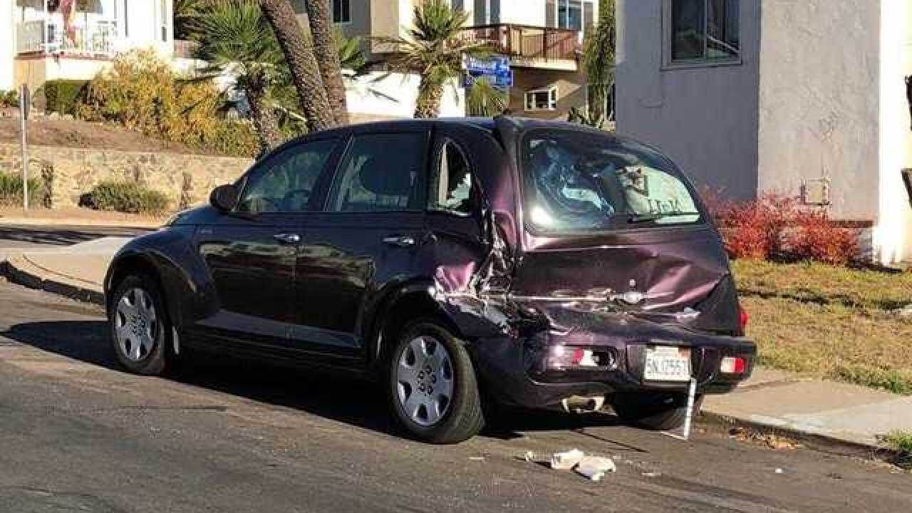 Dangerous driver nearly kills Point Loma man
