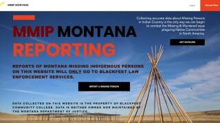 MMIP portal launches for Blackfeet Nation and Confederated Salish & Kootenai Tribes