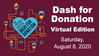 Dash for Donation 300x250