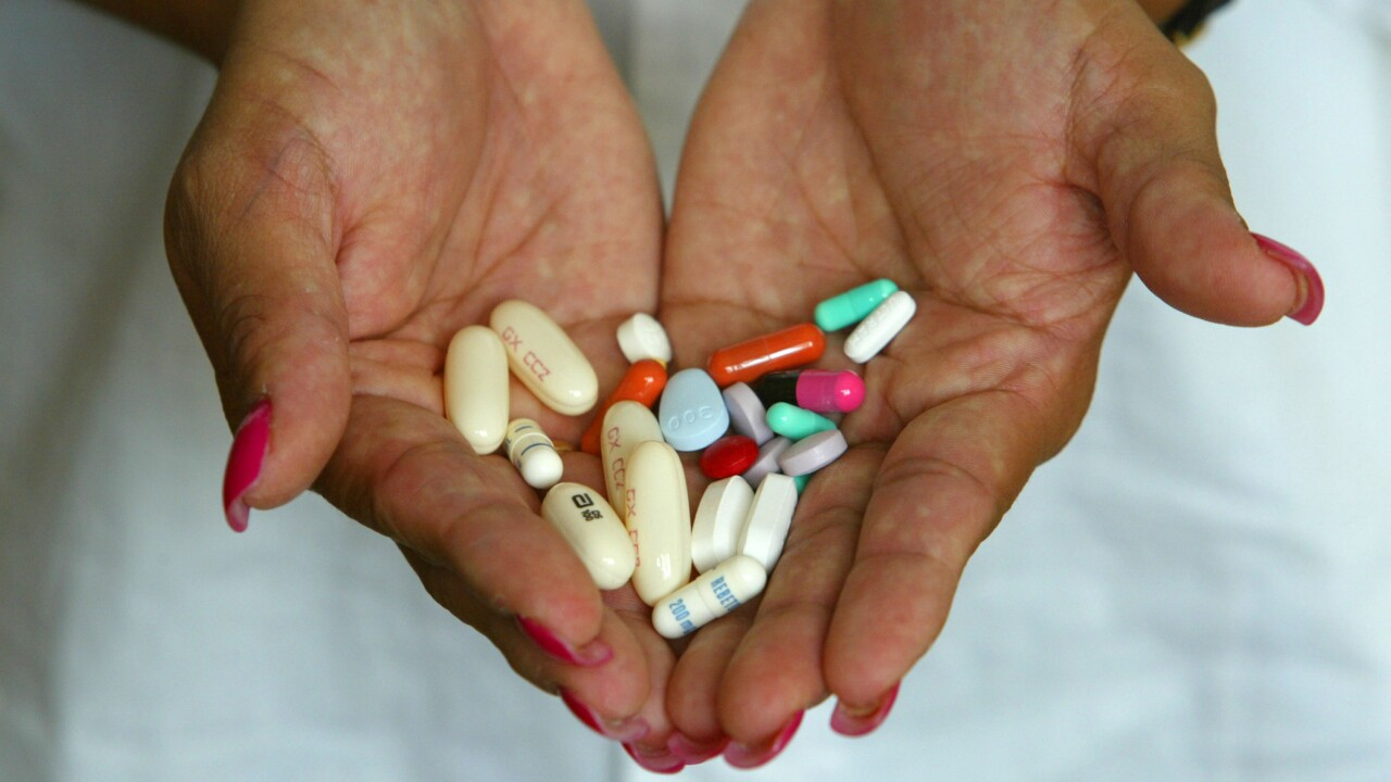 One-third of uninsured can't afford to take drugs as prescribed, says government report