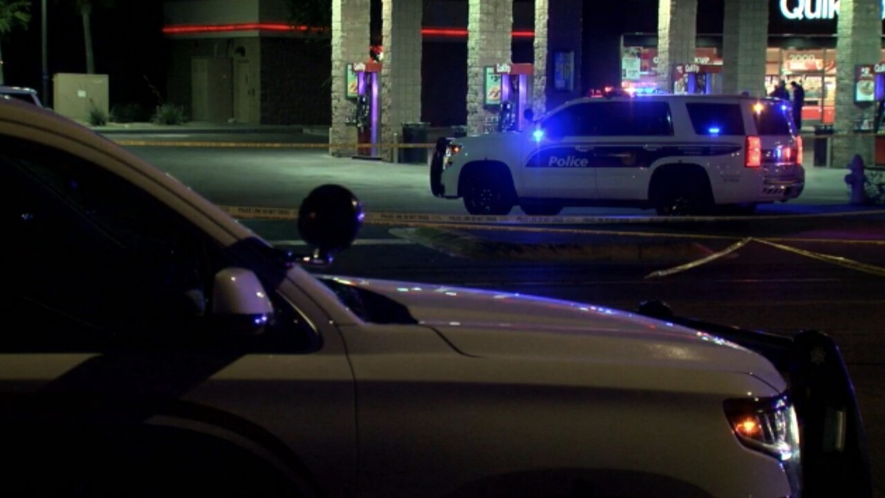 19th Ave and Glendale triple shooting