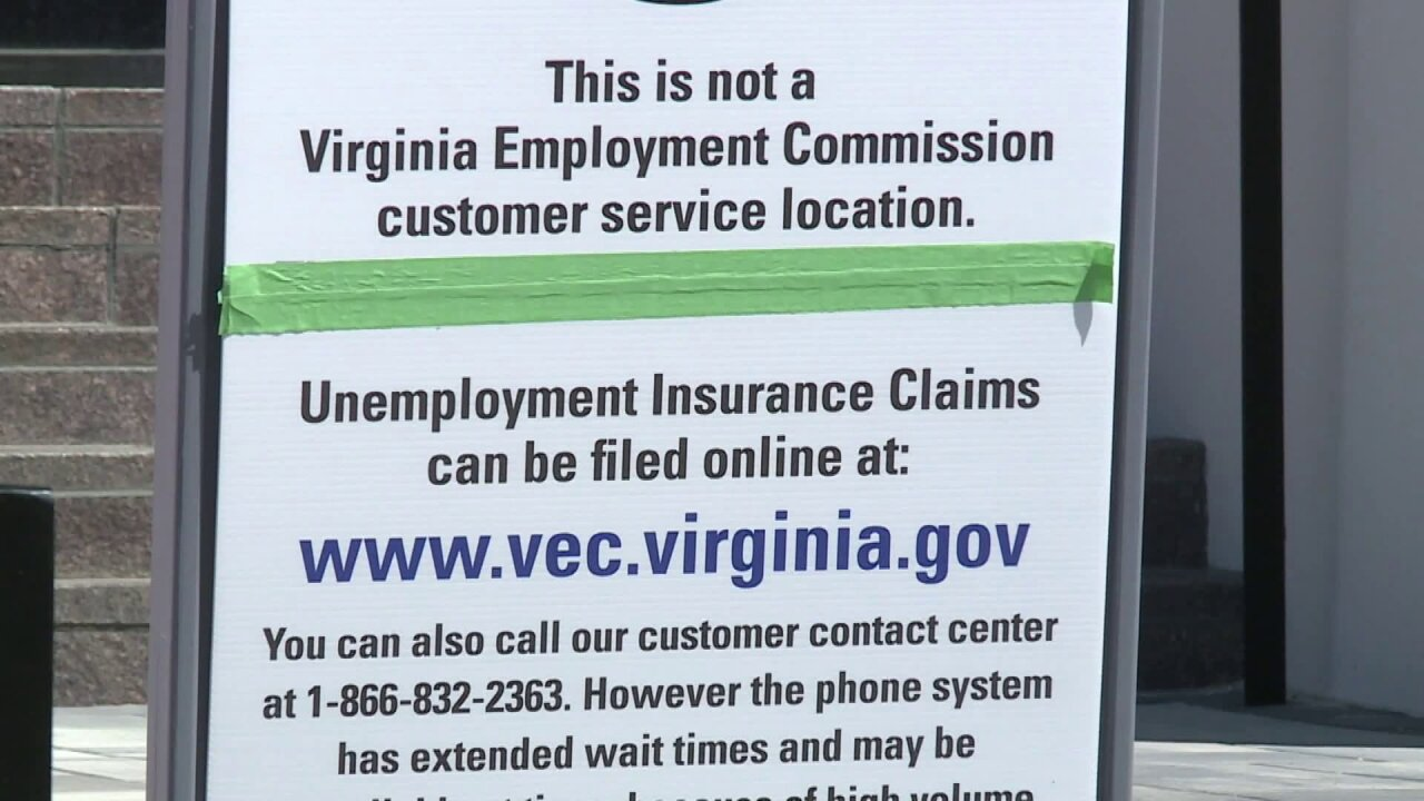 Unemployed Virginians Desperate For Answers From Employment Commission