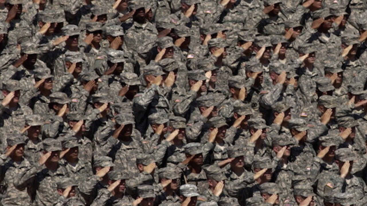 Soldiers ordered to repay thousands in enlistment bonuses
