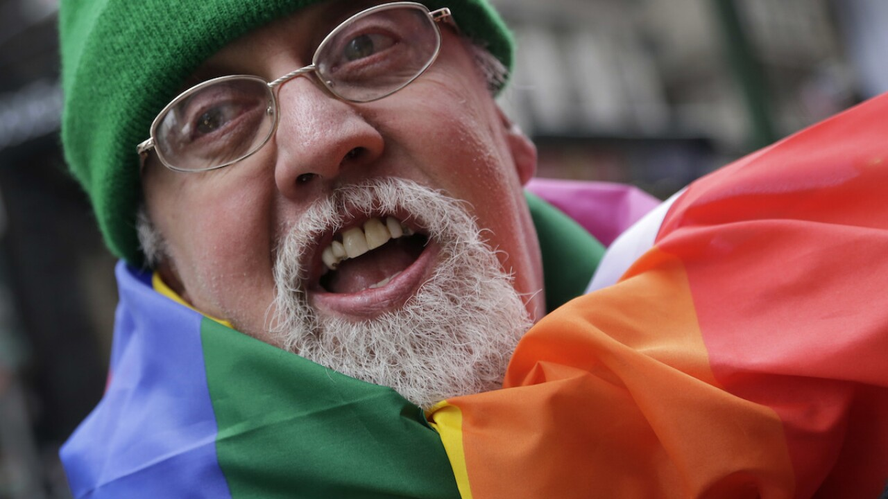 How rainbow flag became symbol of LGBTQ pride