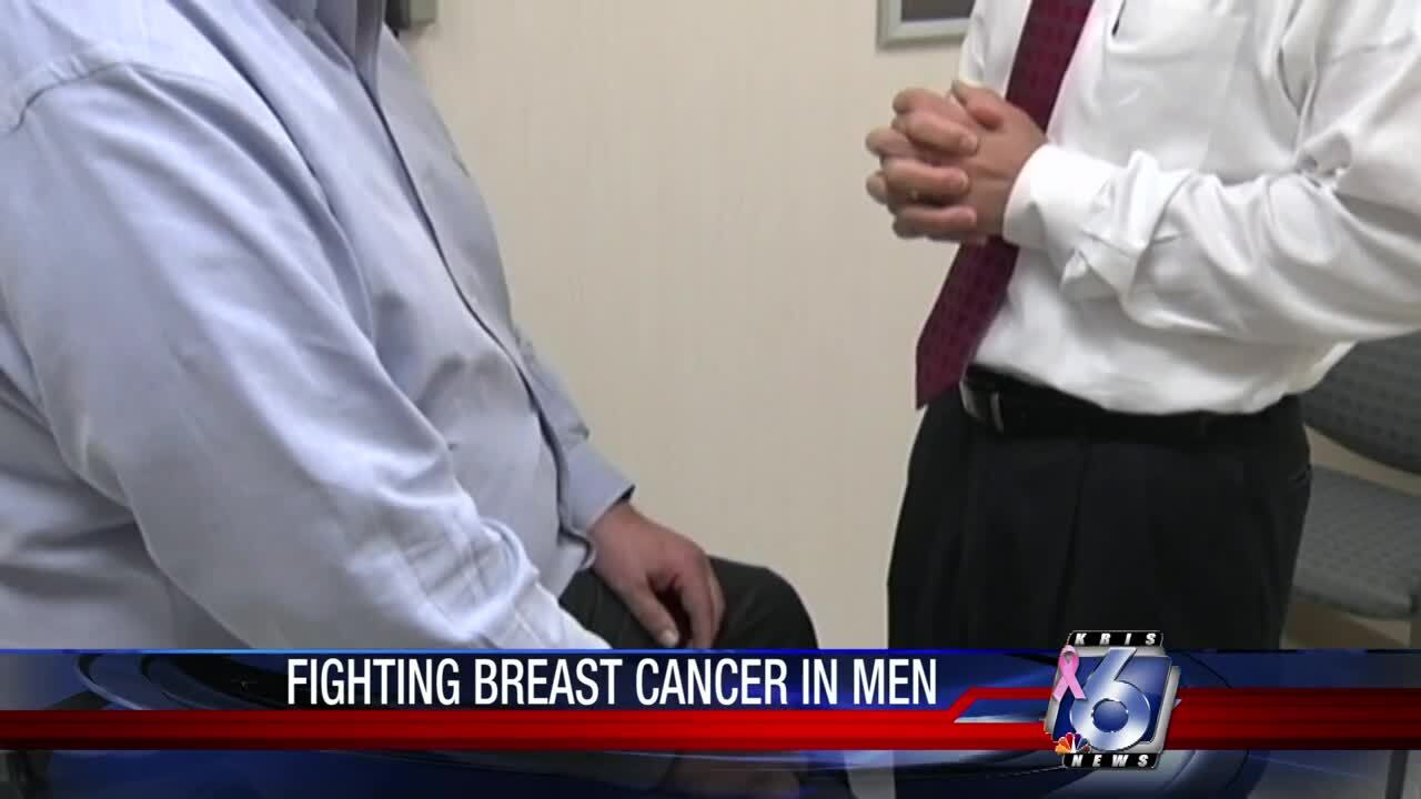 Men with breast cancer