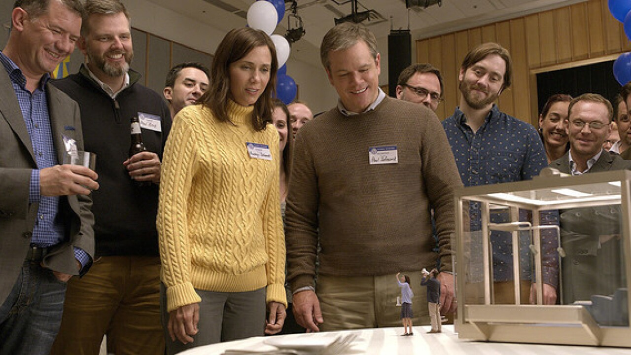 'Downsizing' Dundee Theater premiere Dec. 21