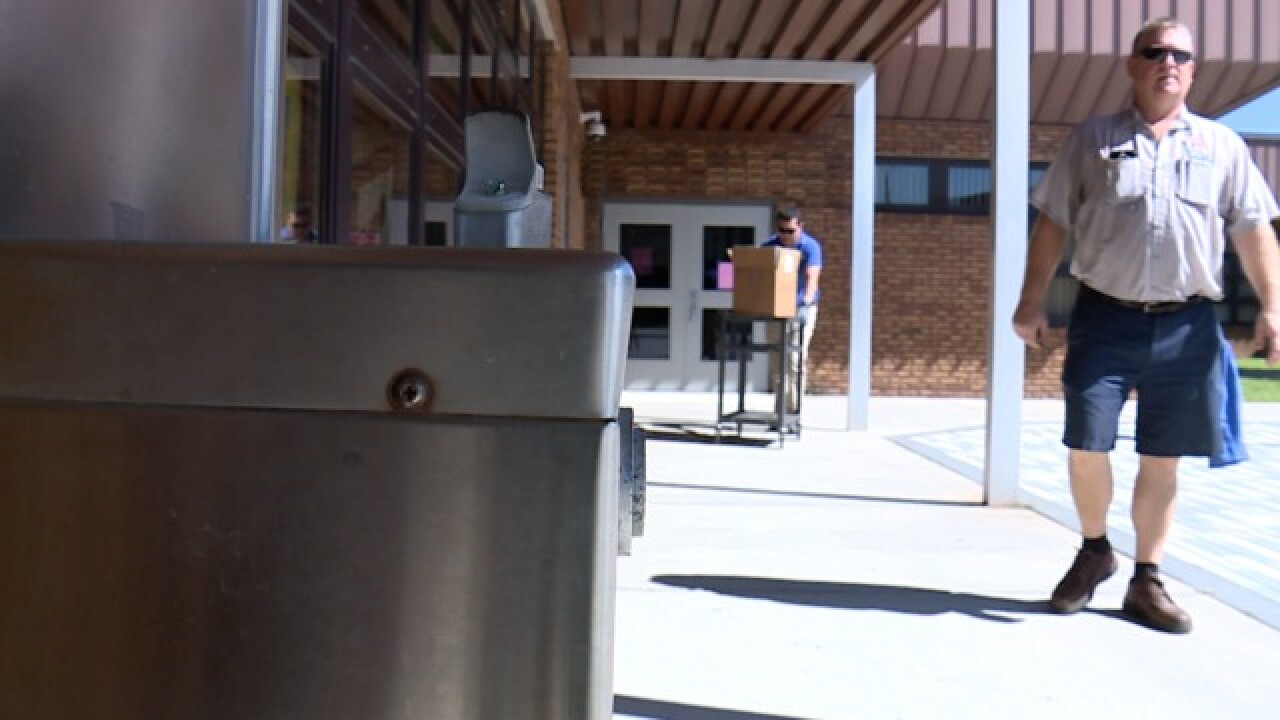 Fla. schools not testing for lead on campus